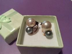 Beaded old earrings