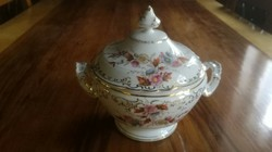 Antique Herend bowl with lid