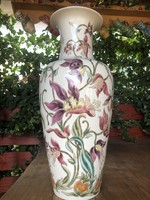 Huge zsolnay vase! 49Cm !!