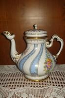 Antique Herend baroque spout, jug