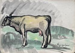 János Nyergesi 1959