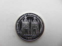 Anglia ezüst 10 dollár 2006 PP 28.50 gramm 925 - ös ezüst 02