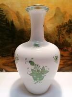 Herend porcelain vase 27 cm, flawless
