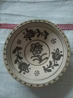Körösrévi bowl, plate
