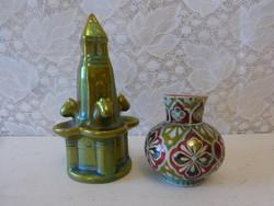 Zsolnay mini vase