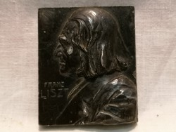 Liszt Ferenc Franz Liszt plakett