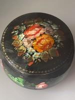 Nagyon szép kézzel festett Orosz doboz.