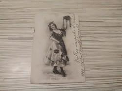 Antique postcard.