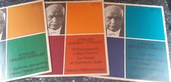 Strauss dirigiert strauss 3 lp vinyl record vinyl