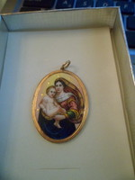 Mária medál / arany