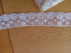 Old lace border