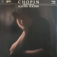 Zoltán Kocsis plays the piano chopin all the circulating lp vinyl record vinyl
