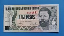 Guinea - Bissau 100 Pesos 1990 UNC