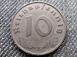 Németország Horogkeresztes 10 birodalmi pfennig 1940 E (id36010)