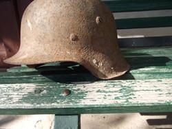 II. World War I German helmet