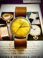 Svájci ritkaságok és a külőnlegeség  , SINDACO 17 Jewels watch !