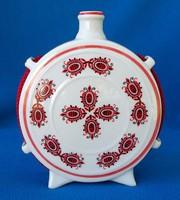 Raven house porcelain bottle