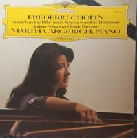Martha argerich chopin works playing lp vinyl record vinyl