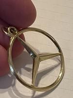 Popular 14 kr mercedes medallion for sale Price: 74.000.-