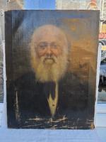 Portré az 1800-as Évekből.