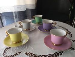 Windsor Loucky  Carlsbad kávés csészék