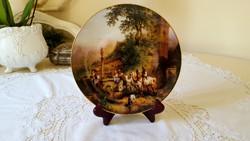 Gauermann, a beautiful decorative plate