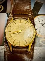 1950s Vintage Junghans Trilastic Mens Watch Cal. 84 33,5mm