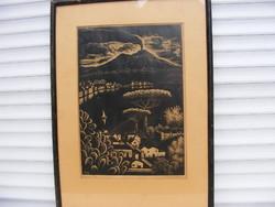 PATAY MIHÁLY  Nápoly 1940