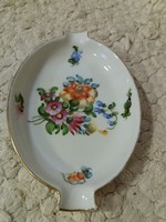 Antique Herend ashtray painted by hand