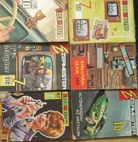Ezermester folyóiratok 1965-1969