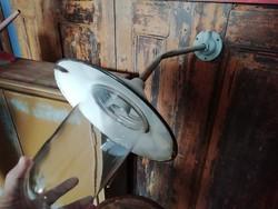 Outdoor wall lamp, enamel plate wall lamp, industrial loft