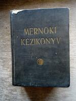 Dr. Palotás László: Mérnöki kézikönyv  4. kötet (1961)