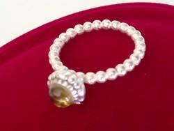 Pandora ezüst gyűrű
