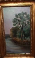 Mariska fuchsdorf (1912) oil painting