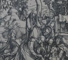 Albrecht Dürer (1471-1528) után: Krisztus szenvedése