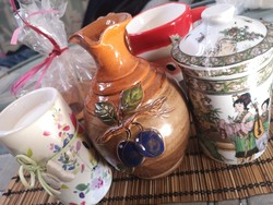 Assorted package ceramics glasses at a fraction of the price!