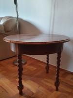 Koloniál Dohányzó Asztal