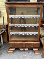 Áralat elado komplet art Deco ebédlő garnitúra jó állapotban dió FUNERAL ár alatt sürgősen eladó