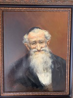 Cheerful rabbi Adilov Kabul