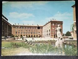 Dunaújváros Képeslap Hanglemez Colorvox