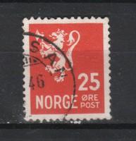 Norway 0452 mi 125 2.00 euros