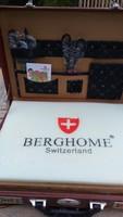 Berghome Switzerland Profiline SG Original Profi 24 részes, készlet Edelstahl,Rostfrei,Handarbeit