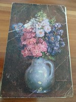 Antique postcard, k.U.K.13., 1916.