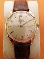 Golden doxa jumbo watch