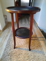 Thonet board table, antique table
