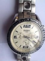 Doxa trophy, original factory stainless steel watch clasp