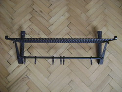 Wrought iron hanger from the 50's