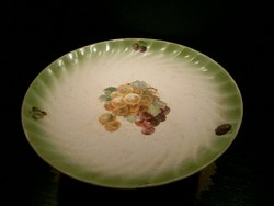 Zsolnay antique cake plate