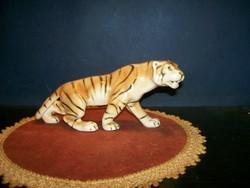 Royaldux tiger figure 8 cm high, 20 / 4.5 Cm beautiful flawless piece.