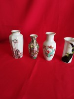 Four vases for sale!